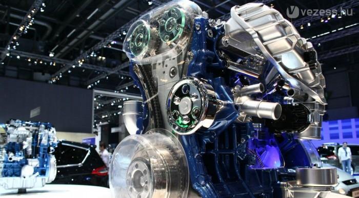 A hagyományos motorok sem tűnnek el
