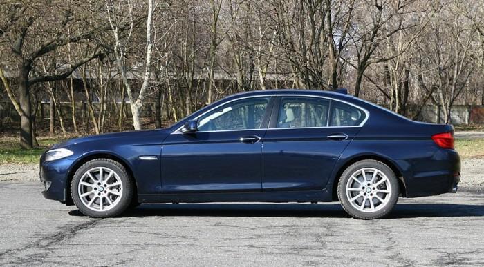 Megint más, és még mindig jellegzetes BMW