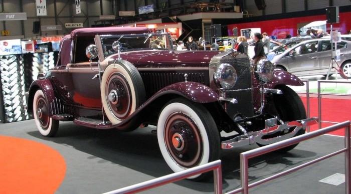 1928-as modell, 140-es végsebesség