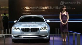 Végre jönnek a hibrid BMW-k