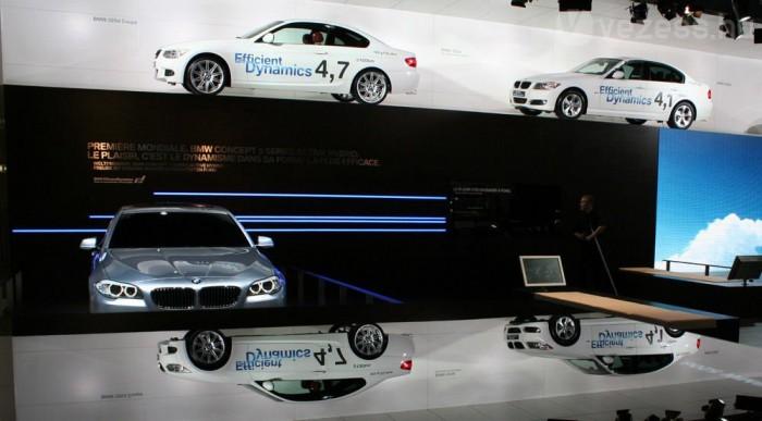 Az Ötös lesz a harmadik hibrid BMW
