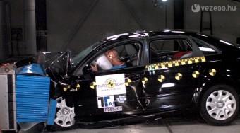 Törésben is az Audit másolja a SEAT Exeo