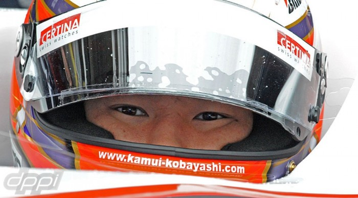 Kobayashi a dobogót sem zárja ki