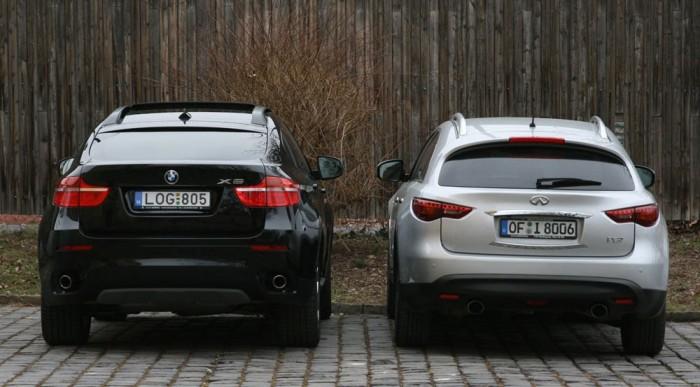 Életben a BMW jóval nagyobbnak tűnik