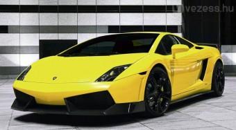 Ha nem elég egyedi a Lamborghini