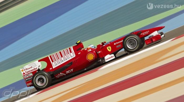 Alonso szerint nyolcesélyes a pole sorsa