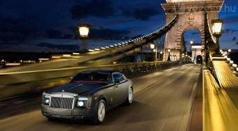 Rolls-Royce poharak Magyarországról