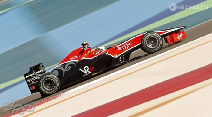 A McLarenhez hasonlóan javulnának
