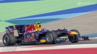 F1: Durva költekezésbe kezdett a Red Bull