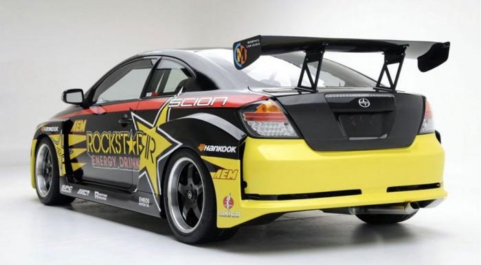 NASCAR-ból kapott motort