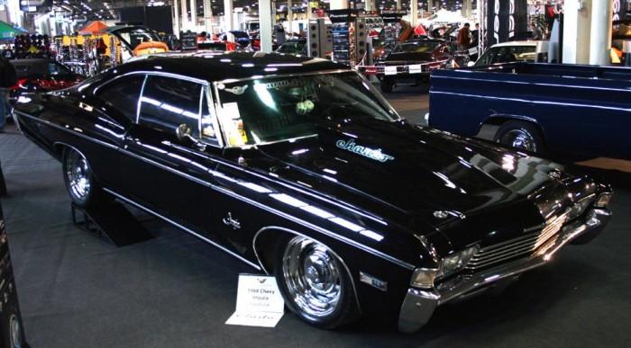 Chevy Impala, 6 millióért