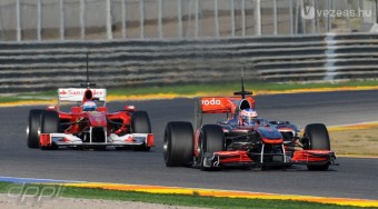 F1: Tovább uralkodik a Ferrari és a McLaren