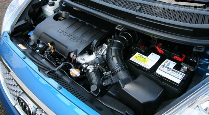 Kisebb fordulaton elérhető a 137 Nm