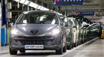 Leáll a Peugeot 207 gyártása