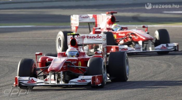 Előbb-utóbb az F10-esen is megjelenik a McLaren-újítás