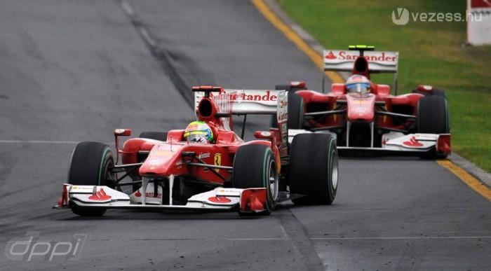 Alonso a negyedik hellyel is megőrizte a vezetést