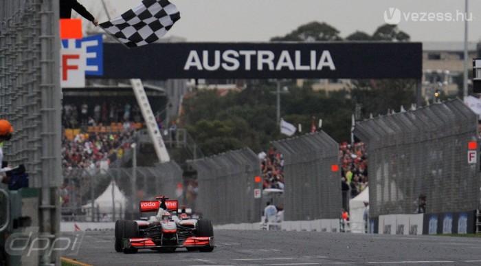 Megint izgalmas lett az F1