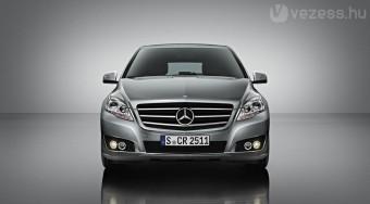 Megújult a Mercedes R-osztály