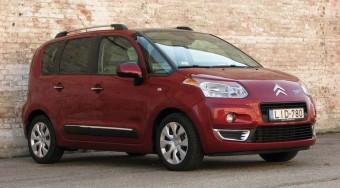Teszt: Citroën C3 Picasso 1.6 HDI 110 LE