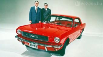 Elhunyt a Ford Mustang atyja