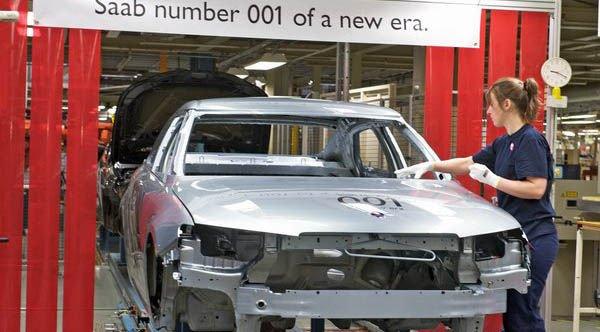 Újraindult a gyártás a Saabnál