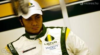 F1: Pénzfeldobás miatt marad ki Kovalainen