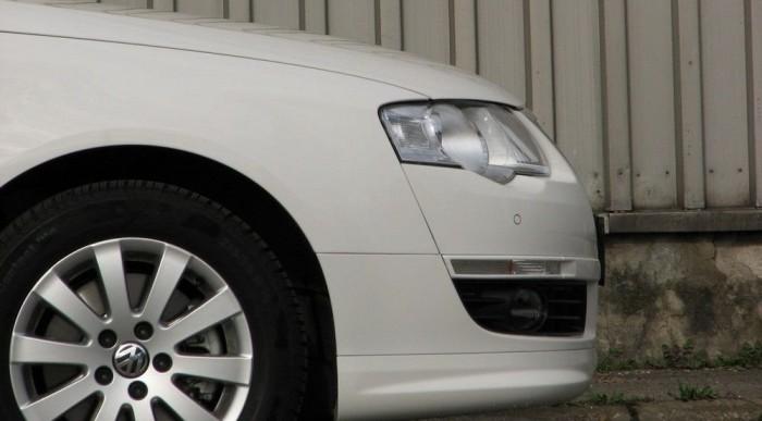 Spoilerrel tiszta Audi