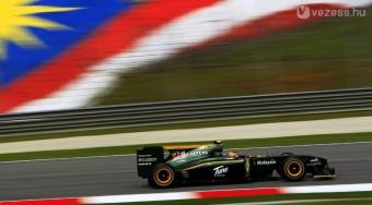 F1: Pilótát cserélhet a Lotus?