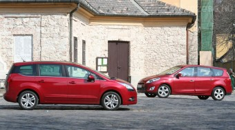 Teszt: dízel családi autók