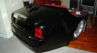 Rolls-Royce a hálószobában!