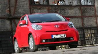 Sokat ér az apró Toyota