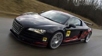 Ferrari-élmény Audiban