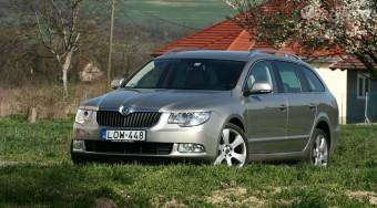A legdrágább Škoda tízmillióért