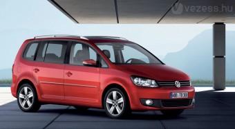 Itt az új Volkswagen Touran