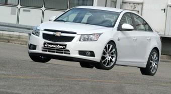 Bekeményít a családi Chevrolet