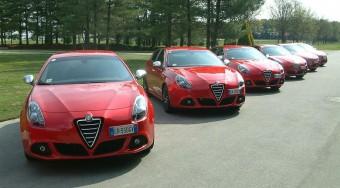 Bemutató: Alfa Giulietta