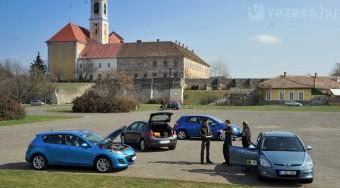 Melyik jobb? - Astra, Auris, i30 vagy Mazda3
