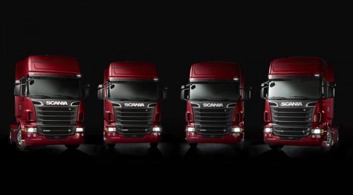 A megújult Scania V8-as család