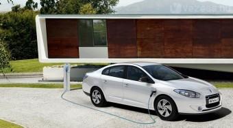 Széria villanyautók a Renault-tól