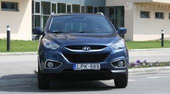 Teszt: Hyundai ix35 2,0 CRDi 4x4