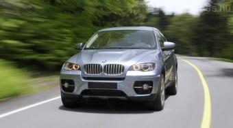 Vezettük: BMW X6 ActiveHybrid