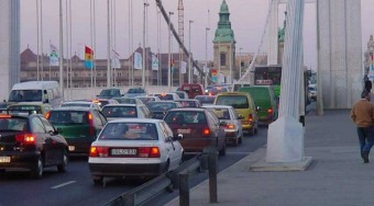 Hivatalosan is zsúfolt Budapest
