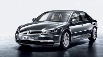 Kész az új Volkswagen luxusautó