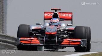 F1: Kiszúrtak a McLarennel