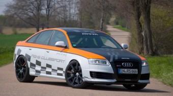 Versenygúnyában a legdurvább Audi