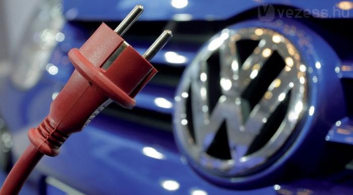 Többféle villanyautóval készül a VW