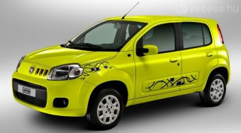 Újra van Fiat Uno