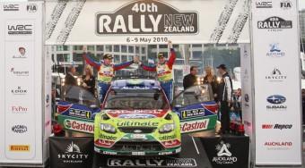 Történelmi Ford-győzelem Új-Zélandon