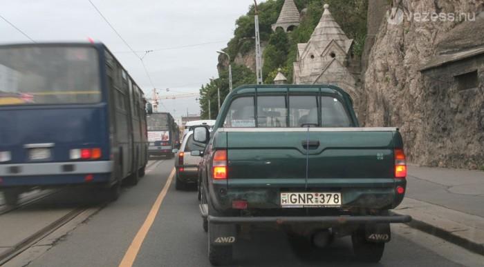 Budán főleg belvárosi területeket érint a korlátozás