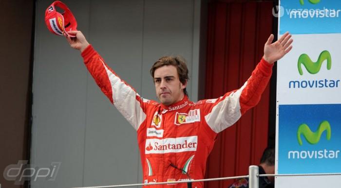 Alonso továbbra is bajnoki esélyes